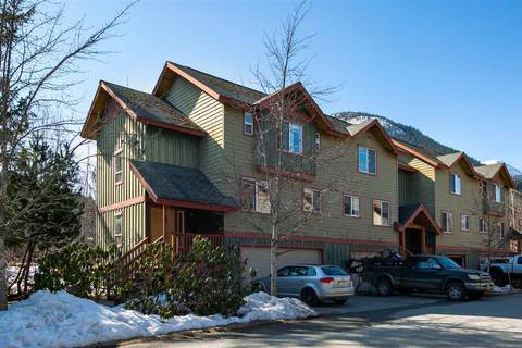 Townhouse for sale at 1450 Vine Rd Unit 55 Pemberton British Columbia - MLS: R2447143