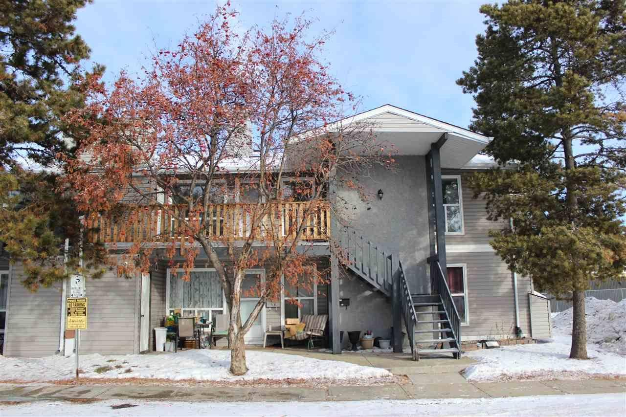 Townhouse for sale at 1503 Mill Woods Rd Nw Unit 55 Edmonton Alberta - MLS: E4186290