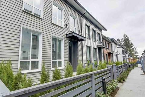 Townhouse for sale at 15828 27 Ave Unit 55 Surrey British Columbia - MLS: R2370143