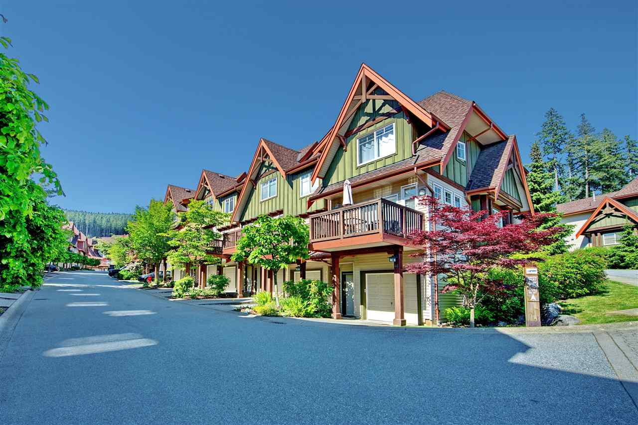 Sold: 55 - 2000 Panorama Drive, Port Moody, BC