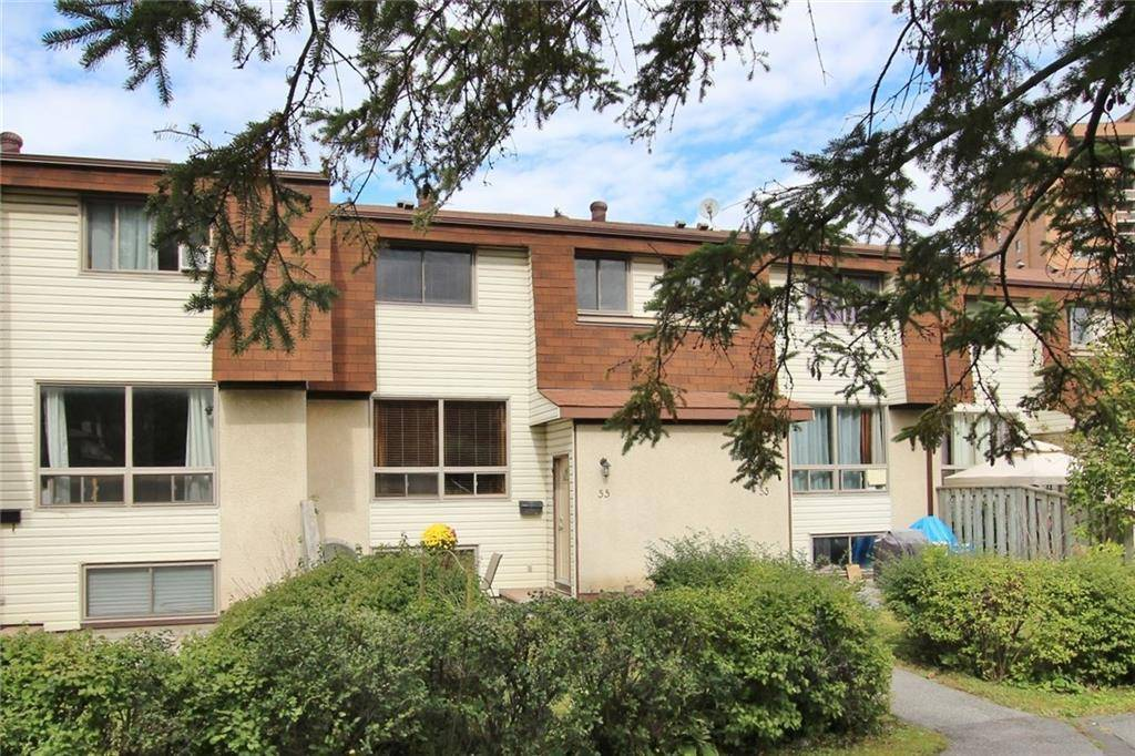 Townhouse for sale at 2640 Draper Ave Unit 55 Ottawa Ontario - MLS: 1171288