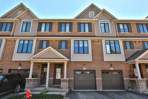 Townhouse for sale at 288 Glover Rd Unit 55 Hamilton Ontario - MLS: X4801952
