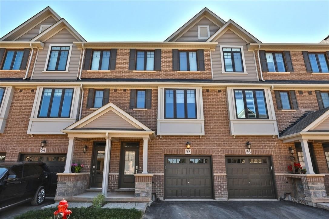 Townhouse for sale at 288 Glover Rd Unit 55 Stoney Creek Ontario - MLS: H4080799