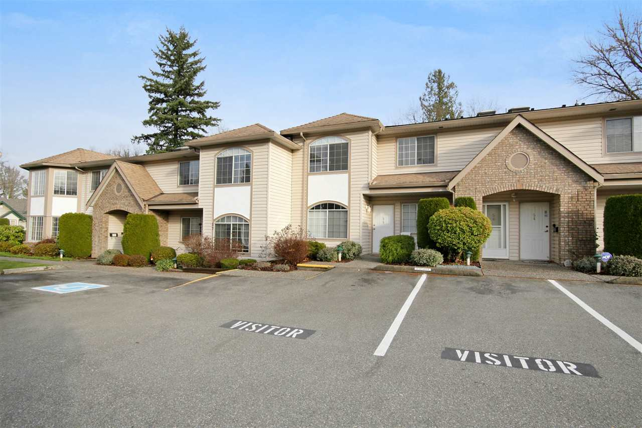 For Sale: 55 - 3110 Trafalgar Street, Abbotsford, BC | 2 Bed, 2 Bath Townhouse for $429,000. See 13 photos!