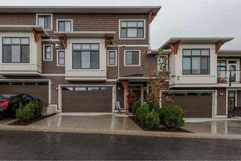 Townhouse for sale at 43685 Chilliwack Mountain Rd Unit 55 Chilliwack British Columbia - MLS: R2341151