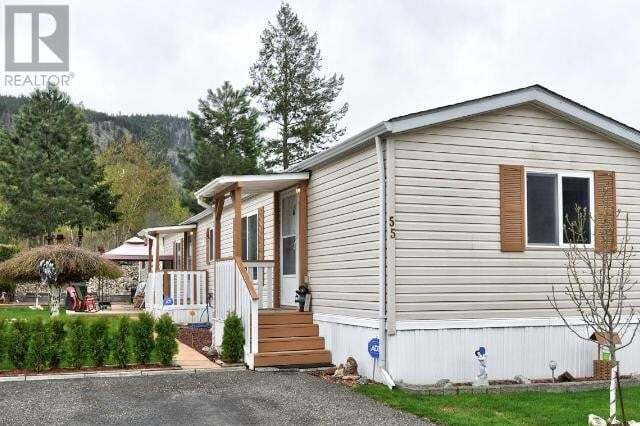 Residential property for sale at 4965 Pine Acres Road  Unit 55 Pritchard British Columbia - MLS: 156322