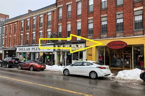 Commercial property for sale at 55 Walton St Port Hope Ontario - MLS: X4362720