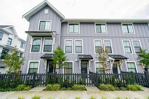 Townhouse for sale at 5945 176a St Unit 55 Surrey British Columbia - MLS: R2415000