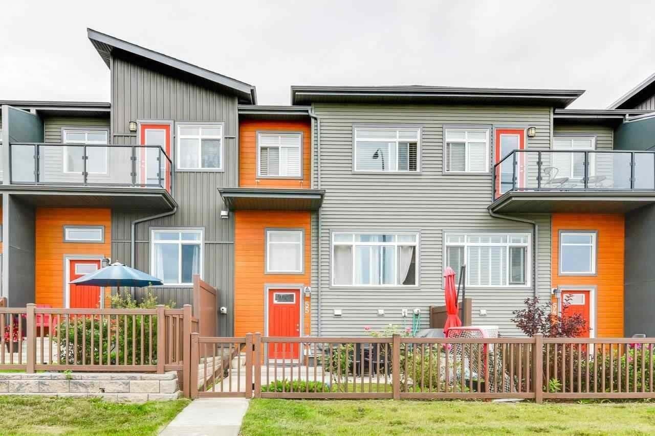 Townhouse for sale at 7503 Getty Ga NW Unit 55 Edmonton Alberta - MLS: E4196912