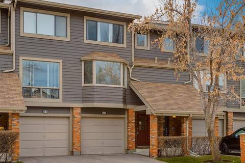 Townhouse for sale at 99 Midpark Gdns Southeast Unit 55 Calgary Alberta - MLS: C4241154