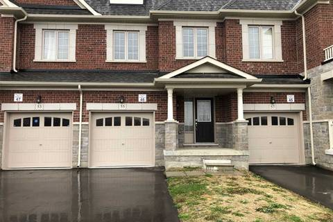Townhouse for rent at 55 Agava St Brampton Ontario - MLS: W4639327