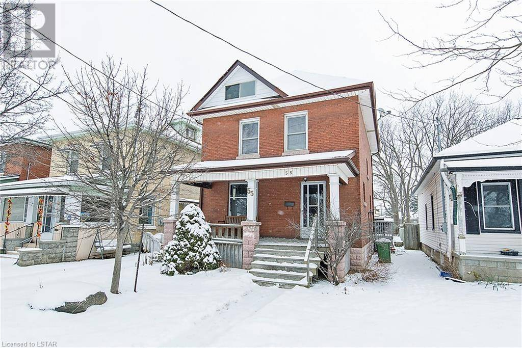 House for sale at 55 Alma St St. Thomas Ontario - MLS: 243851