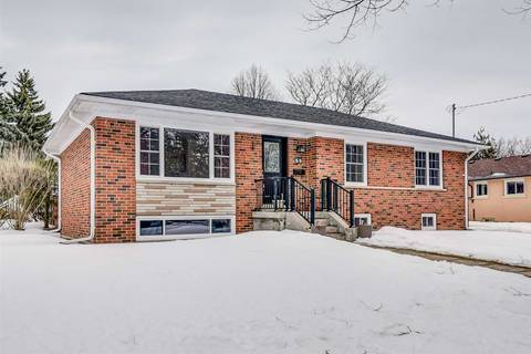 House for sale at 55 Applefield Dr Toronto Ontario - MLS: E4390274