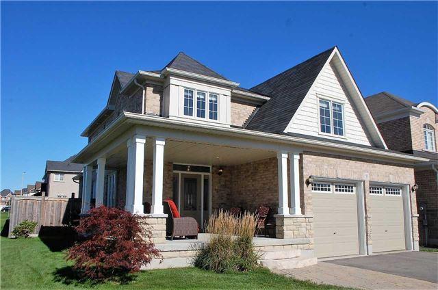 House for sale at 55 Arnold Johnston Street Clarington Ontario - MLS: E4276155