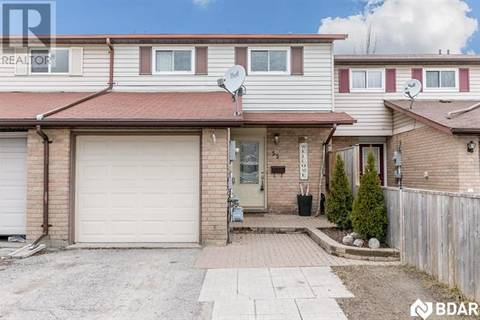 Townhouse for sale at 55 Barrett Cres Barrie Ontario - MLS: 30725611