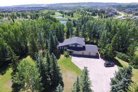 House for sale at 55 Bearspaw Meadows Wy Rural Rocky View County Alberta - MLS: A1013439