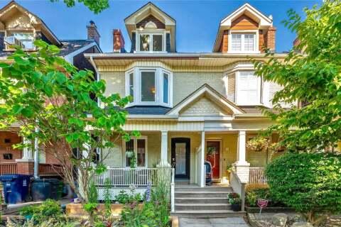 Townhouse for sale at 55 Bertmount Ave Toronto Ontario - MLS: E4825060