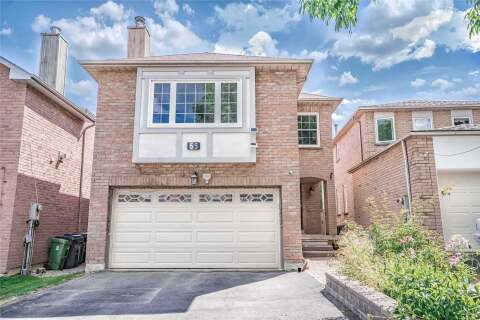 House for sale at 55 Bornholm Dr Toronto Ontario - MLS: E4851342