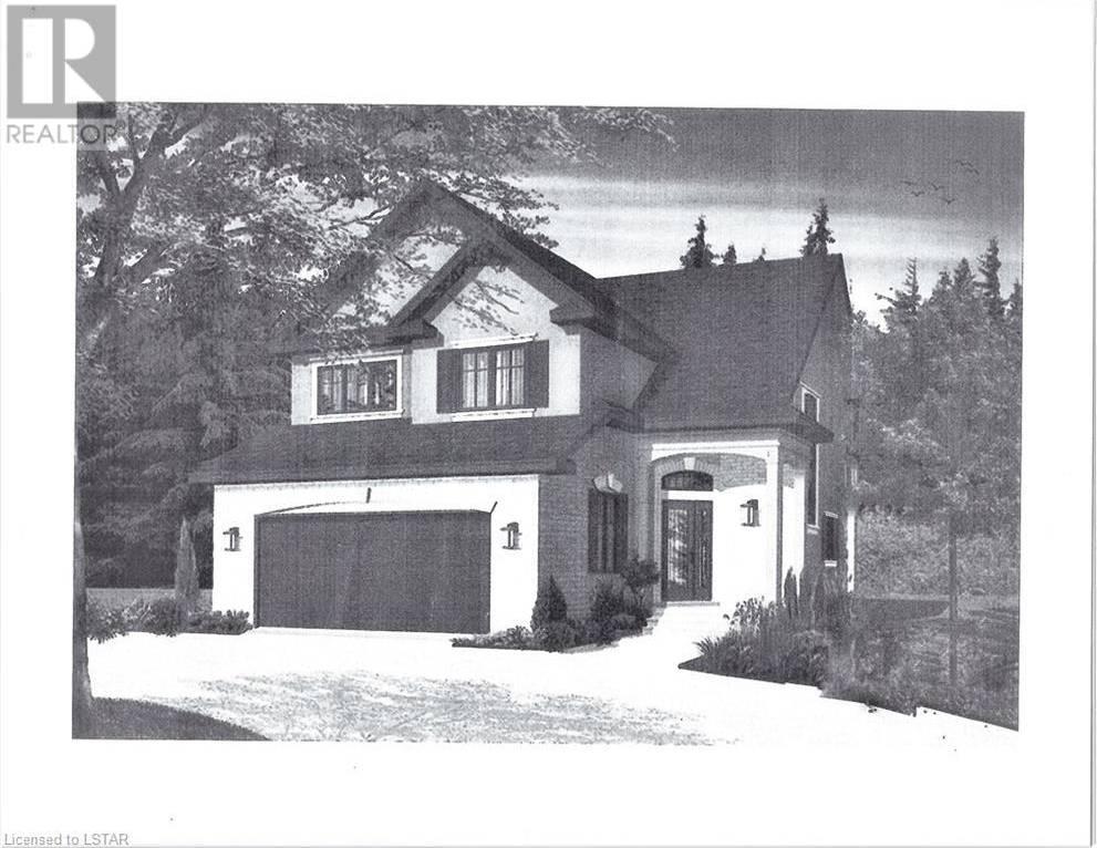 House for sale at 55 Bowman Dr Ilderton Ontario - MLS: 227735