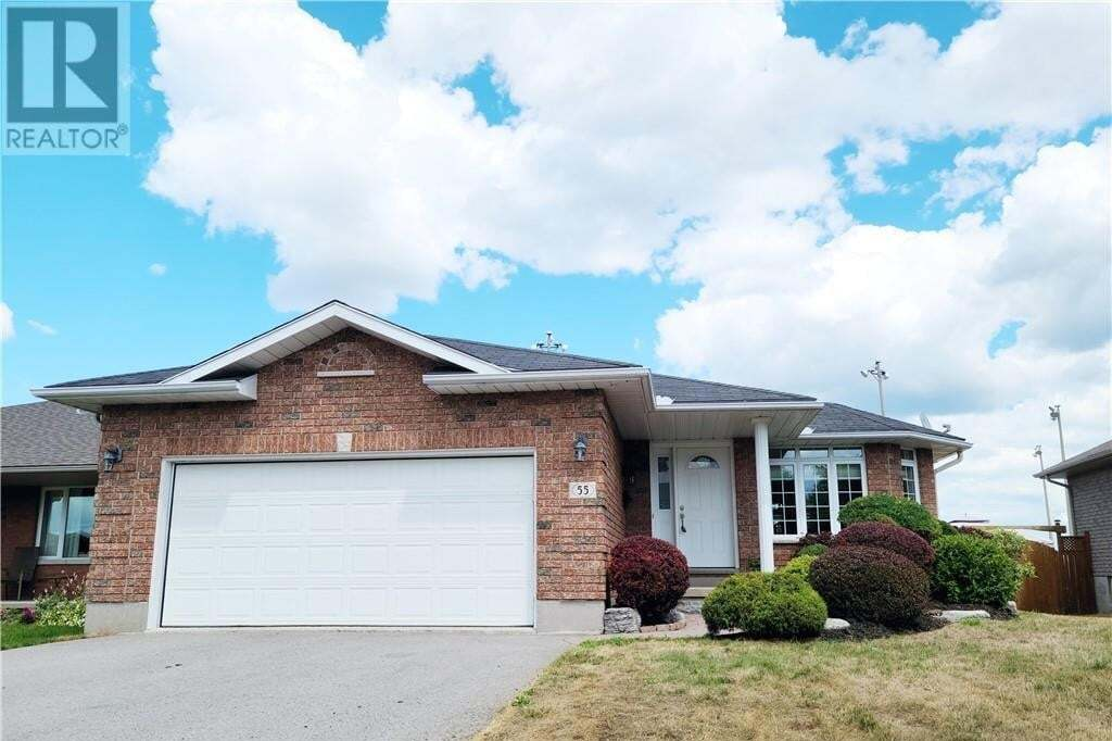 House for sale at 55 Boyce Ct Belleville Ontario - MLS: 277577