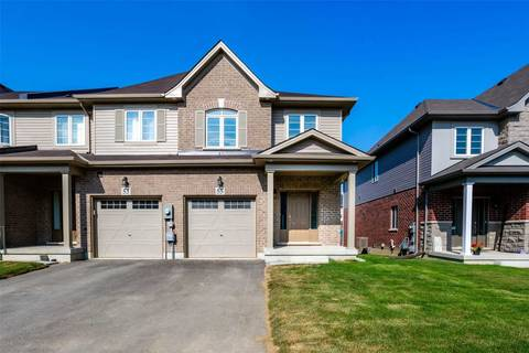 Townhouse for sale at 55 Bradbury Rd Hamilton Ontario - MLS: X4579080