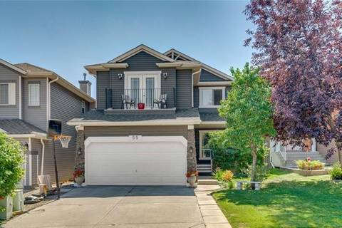 House for sale at 55 Bridlewood Garden(s) Southwest Calgary Alberta - MLS: C4262198
