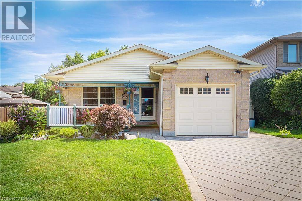 House for sale at 55 Buchan Rd London Ontario - MLS: 218889