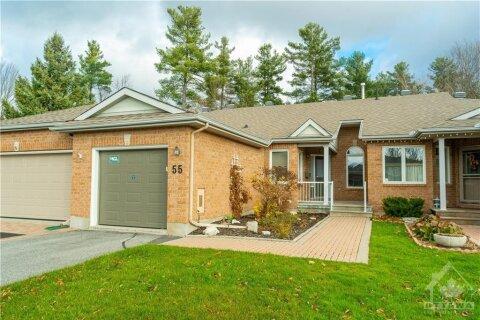 House for sale at 55 Bunting Ln Kanata Ontario - MLS: 1219413