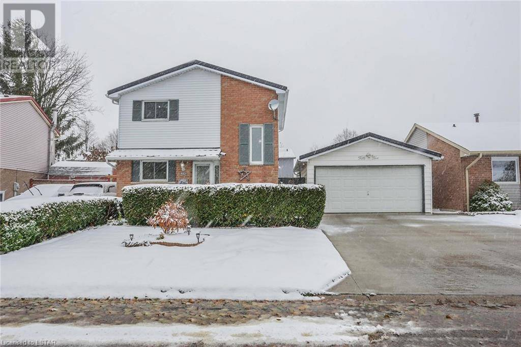 House for sale at 55 Caprice Cres London Ontario - MLS: 232360
