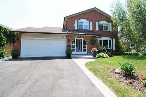 House for sale at 55 Carnforth Dr Brampton Ontario - MLS: W4822740