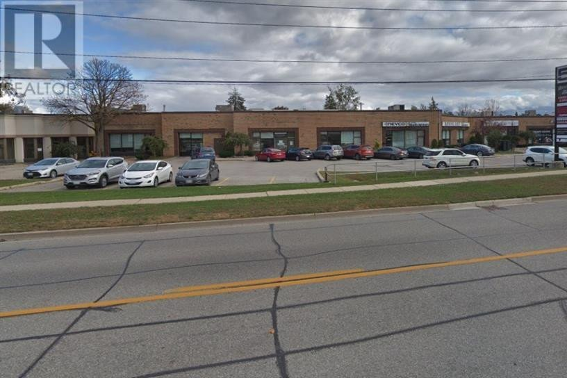 Commercial property for lease at 55 Cedar Pointe Dr Barrie Ontario - MLS: 30632166
