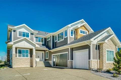House for sale at 55 Cimarron Estates Rd Okotoks Alberta - MLS: C4287761