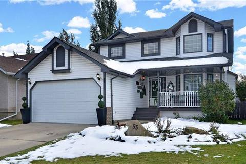 House for sale at 55 Cimarron Wy Okotoks Alberta - MLS: C4281119
