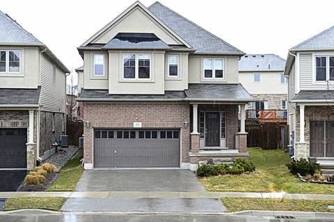 House for sale at 55 Condor St Kitchener Ontario - MLS: X4398680