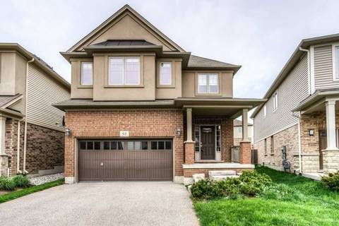 House for sale at 55 Condor St Waterloo Ontario - MLS: X4458111