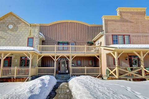 Townhouse for sale at 55 Cowboy Tr Rural Foothills County Alberta - MLS: C4287685