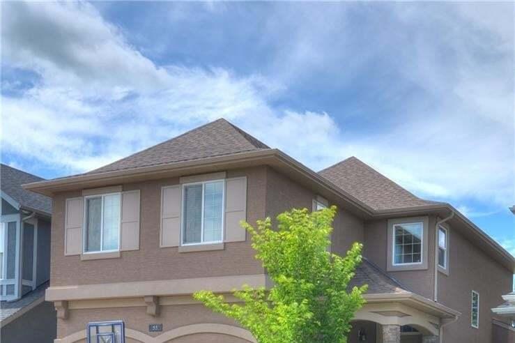 House for sale at 55 Cranarch Tc SE Cranston, Calgary Alberta - MLS: C4288032