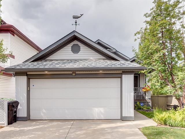 Sold: 55 Cranfield Crescent Southeast, Calgary, AB