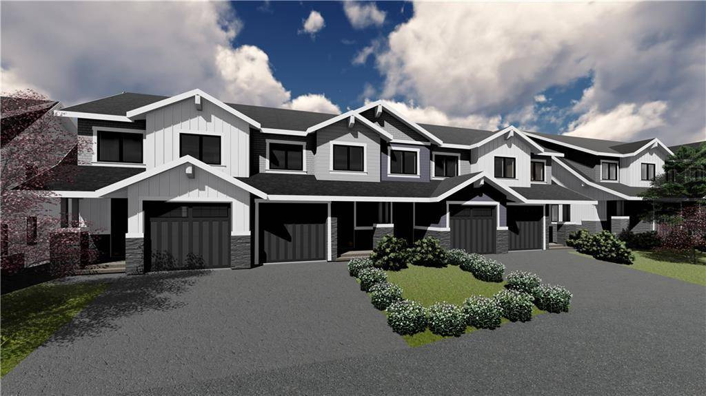 Townhouse for sale at 55 Crestridge Common Sw Crestmont, Calgary Alberta - MLS: C4233109