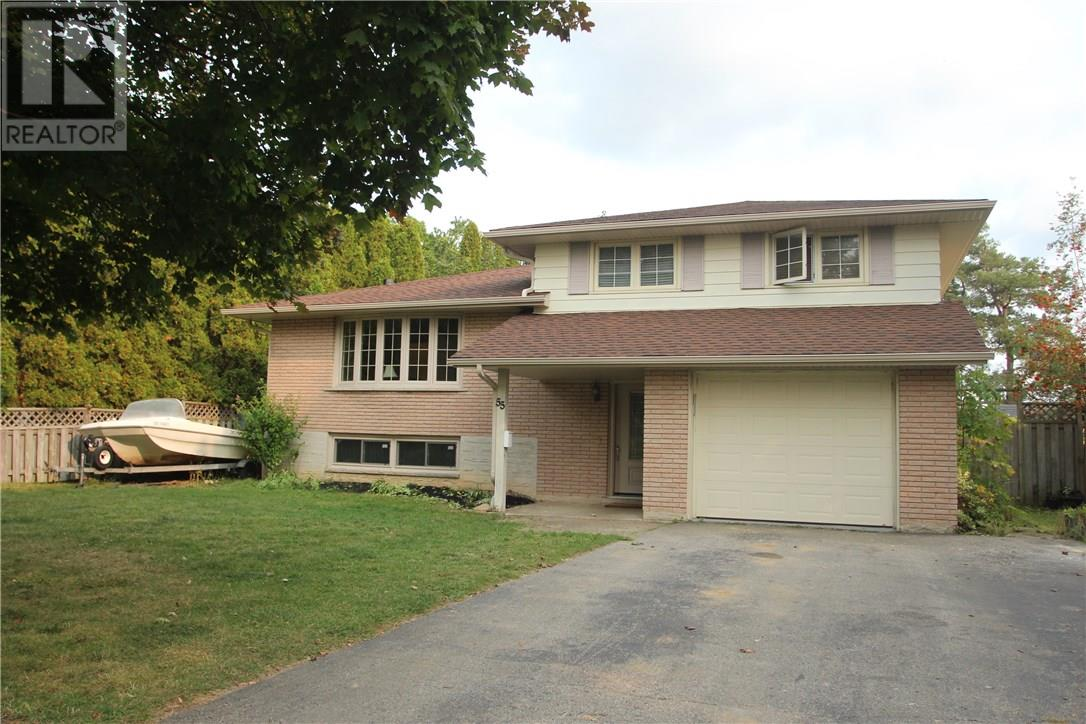 For Sale: 55 Dakota Drive, Guelph, ON | 3 Bed, 3 Bath House for $536,999. See 29 photos!
