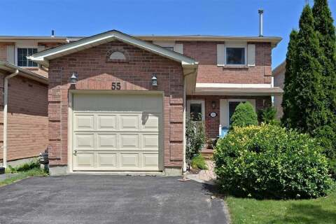 House for sale at 55 Daniels Cres Ajax Ontario - MLS: E4860704