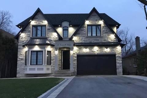 House for sale at 55 Dennett Dr Toronto Ontario - MLS: E4443688