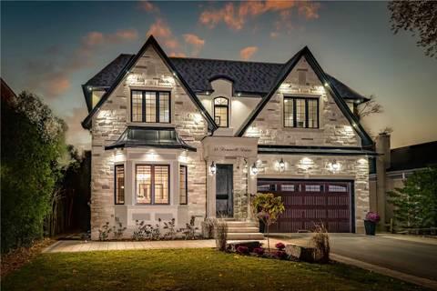 House for sale at 55 Dennett Dr Toronto Ontario - MLS: E4665957