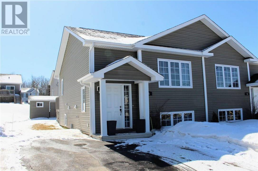 House for sale at 55 Des Frenes Ct Dieppe New Brunswick - MLS: M127823