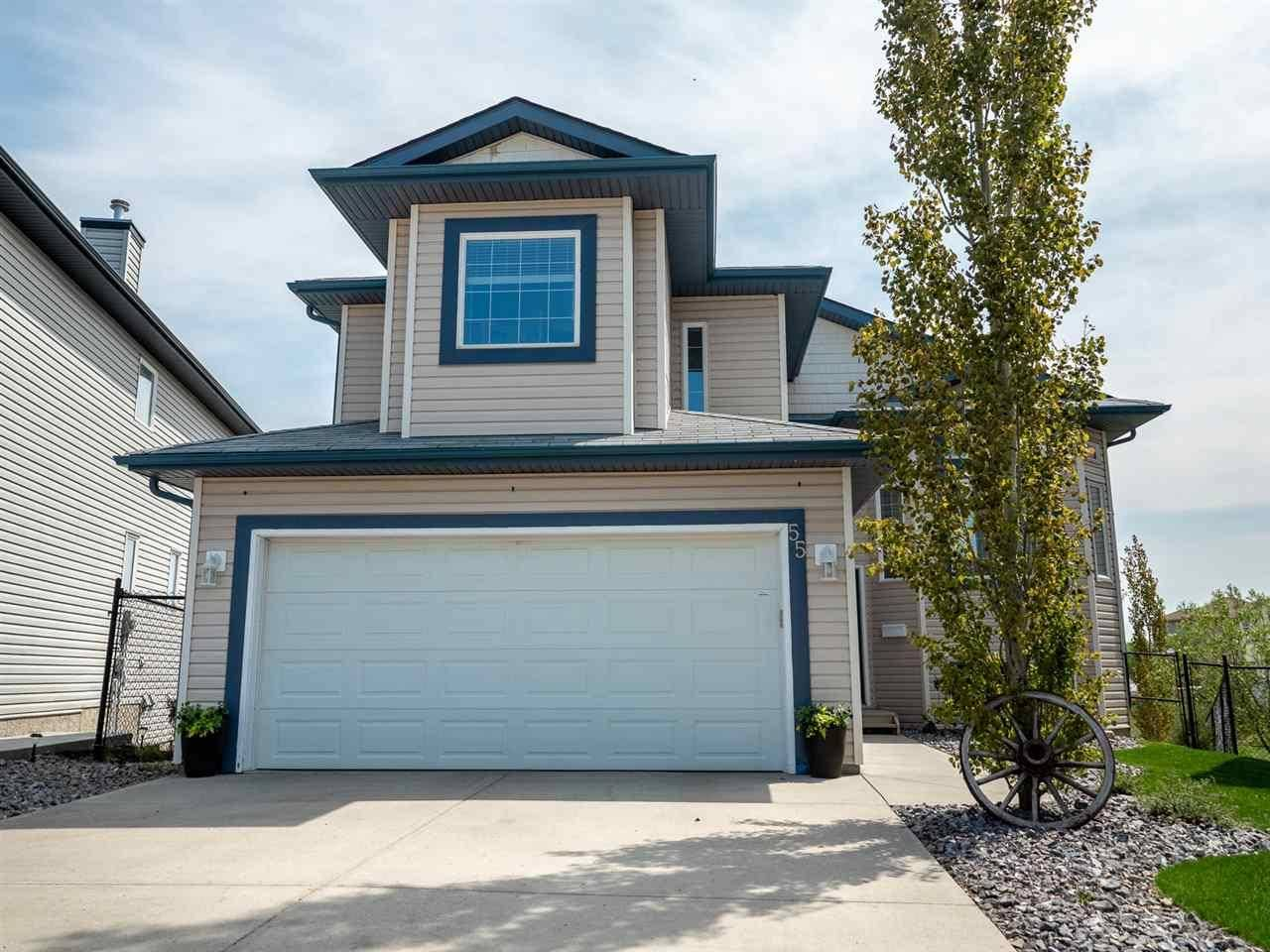 House for sale at 55 Douglas Cres Leduc Alberta - MLS: E4169571