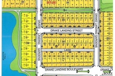 Home for sale at 55 Drake Landing Gdns Okotoks Alberta - MLS: A1025930