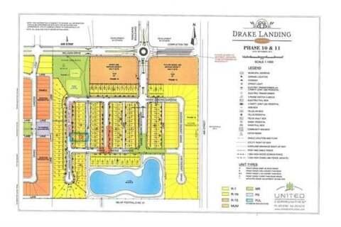 Home for sale at 55 Drake Landing  Okotoks Alberta - MLS: C4267449