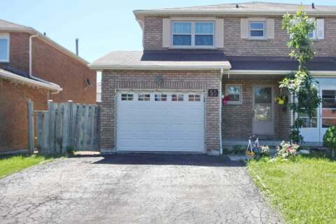 Townhouse for sale at 55 Dutch Cres Brampton Ontario - MLS: W4926946