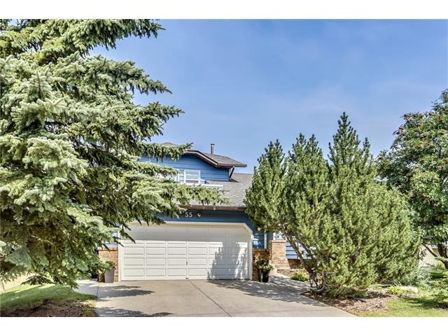 Sold: 55 Edelweiss Road Northwest, Calgary, AB