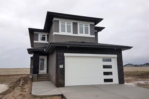 House for sale at 55 Encore Cres St. Albert Alberta - MLS: E4162577